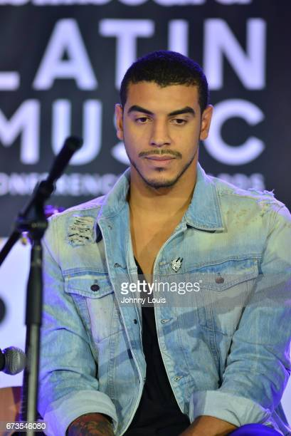 Manuel Medrano during The Billboard Latin Music Conference Awards Songwriters The New Generation panel at Ritz Carlton South Beach on April 26 2017...