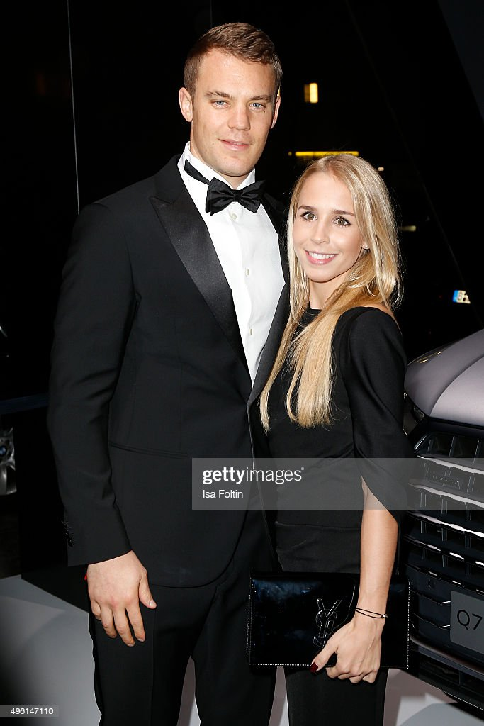<a gi-track='captionPersonalityLinkClicked' href=/galleries/search?phrase=Manuel+Neuer&family=editorial&specificpeople=764621 ng-click='$event.stopPropagation()'>Manuel Neuer</a> and Nina Weiss attend the 22nd Opera Gala (Aids Gala) at Deutsche Oper Berlin on November 7, 2015 in Berlin, Germany.