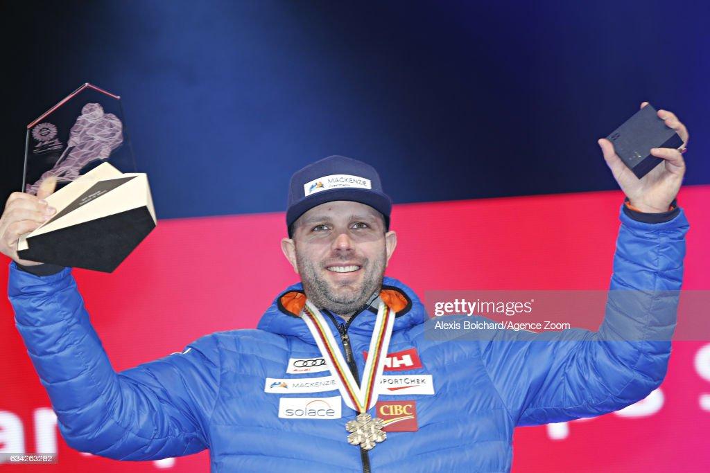 FIS World Ski Championships - Men's Super G