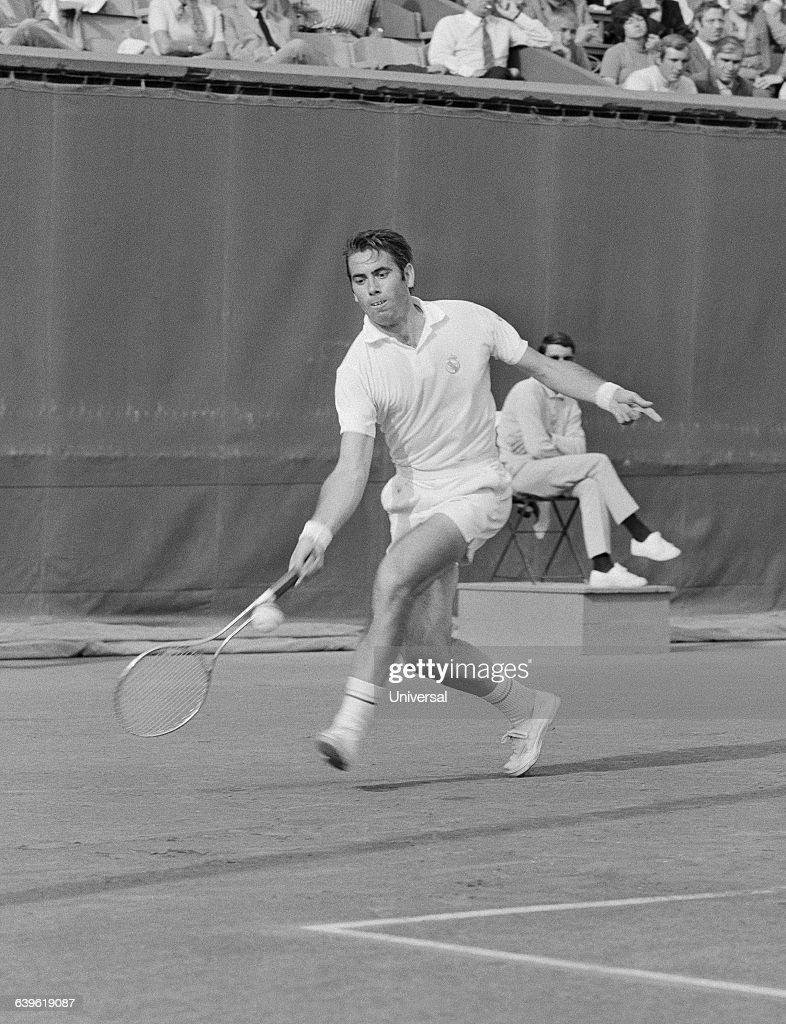 Tennis Manuel Santana