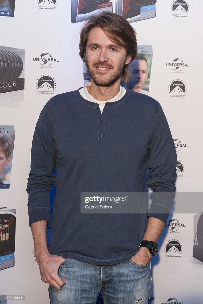 Manuel Velasco attends Paramount Cinema Party at Tiffany's on December 18, 2013 in Madrid, Spain.