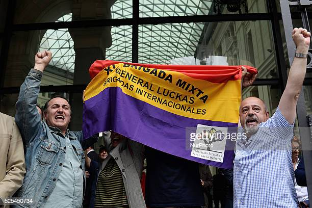 Manuela Carmena Ahora Madrid candidate elected mayor of Madrid with the votes of the Partido Solicialista Obrero Espa��ol