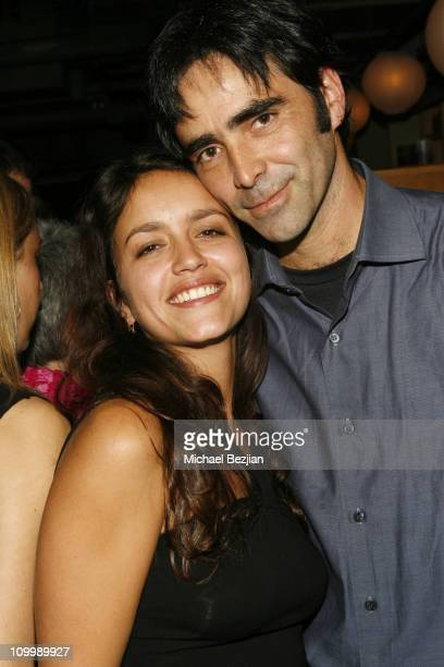 Manuela Dias and Carlos Bolado during 2006 Park City Heineken Lounge Hosts Solo Dios Sabe Party at Village at the Lift in Park City Utah United States