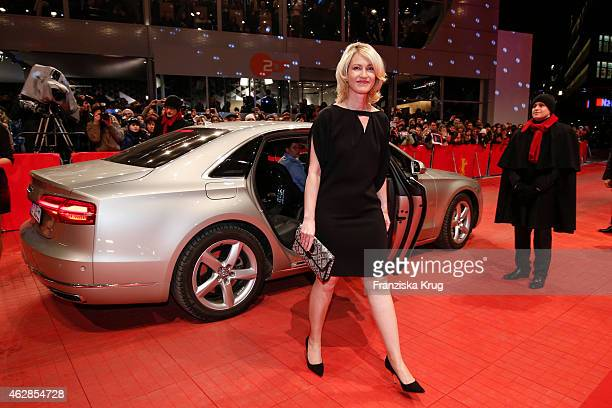 Manuela Schwesig attends the 'Queen of the Desert' Premiere during The 65th Berlinale International Film Festival on February 06 2015 in Berlin...