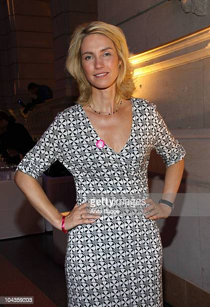 Manuela Schwesig Deputy Chairwoman of the German Social Democratic Party attends the 'International Girls Day 2010' a Children's Fund event for girls...