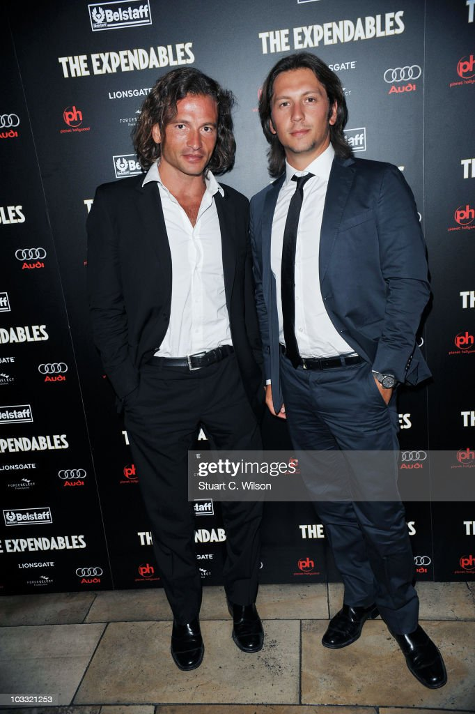 Belstaff For The Expendables: London After Party