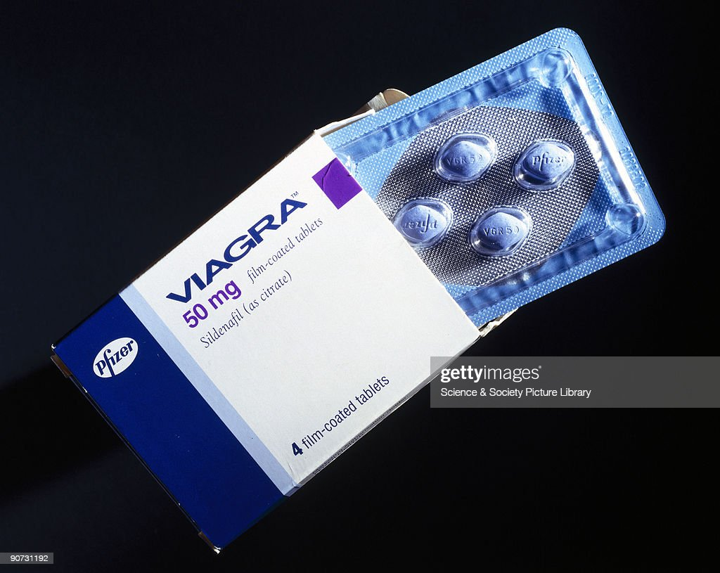 Manufactured by Pfizer Ltd A box of four 50mg tablets of the antiimpotence drug Viagra Viagra created a media storm when it was released in 1998...