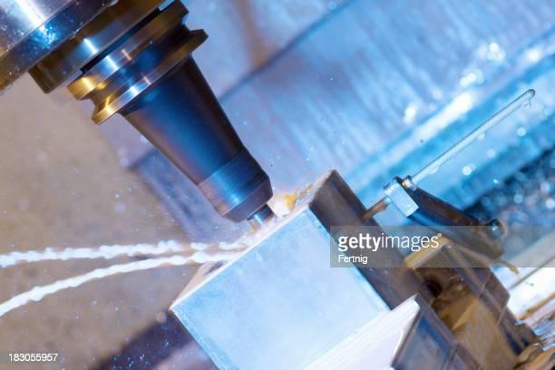 Produktionsgerät machining Metall