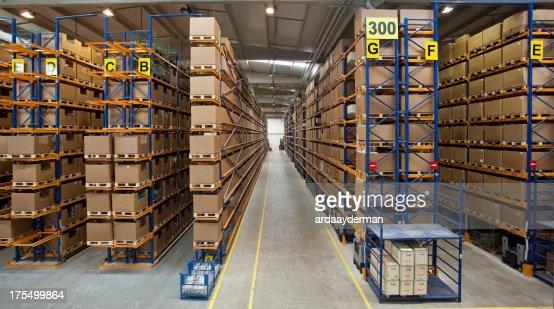 Manufacturing storage