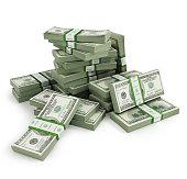 Many Bill stacks isolated
