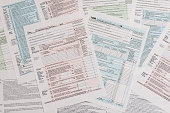 many different tax form