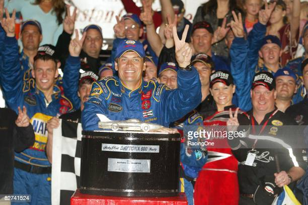Many might have thought Michael Waltrip an unlikely candidate to win in NASCAR Cup Series racing going into the 2001 season since he was winless...