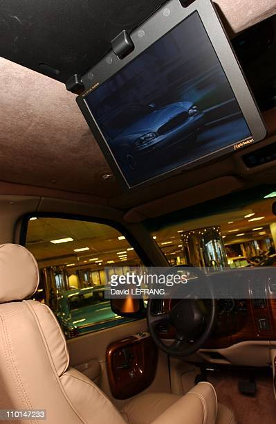Many new Chrysler automobiles such as the Chrysler Town and Country minivan contain an innovative feature a flipdown television screen and...