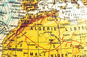 map africa ageria