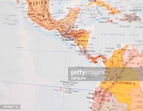 America centrale foto e immagini stock getty images