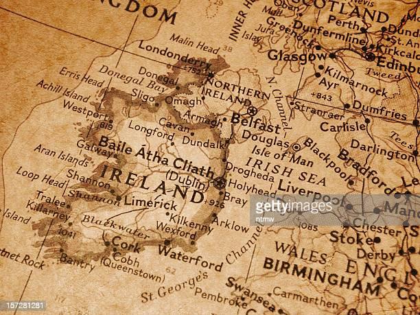 Map - Ireland