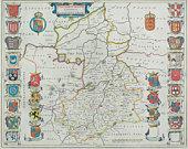 Map of Cambridge , England