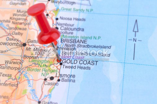 Map Of Gold Coast Australia Photo – Gold Coast Australia Map
