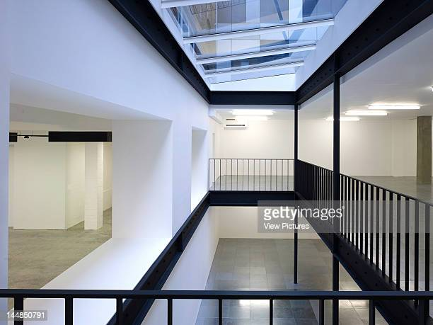 Maple And Fitzroy Maple Terrace Fitzroy Street London Wc1 United Kingdom Architect Duggan Morris Architects Fitzroy Basement Office Area And...