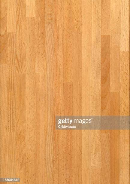 Maple oak butcher block wood grain background