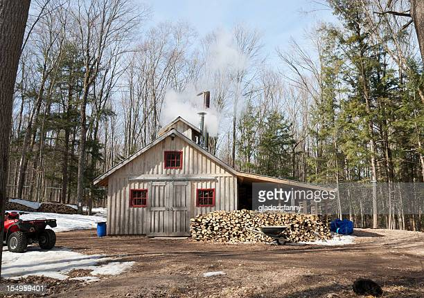 Maple Syrup Production Building