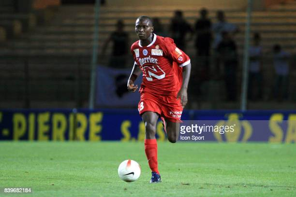 Mapou YANGANBIWA Montpellier / Ajaccio 5e journee de Ligue 2