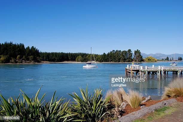 Mapua Wharf, Nelson Region, New Zealand