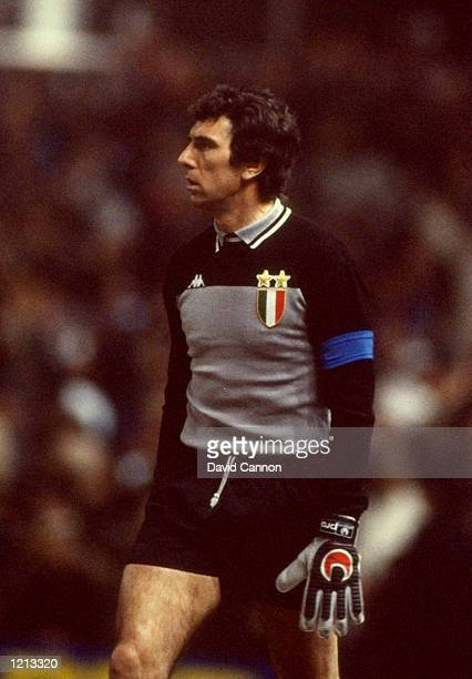Dino Zoff of Juventus Mandatory Credit David Cannon /Allsport