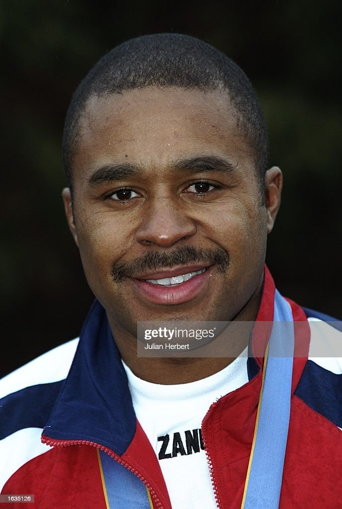 ... Olympic Games British Bobsleigh team member <b>Dean Ward</b> at Thorpe Park in - mar-1998-portrait-of-1998-winter-olympic-games-british-bobsleigh-team-picture-id1635126
