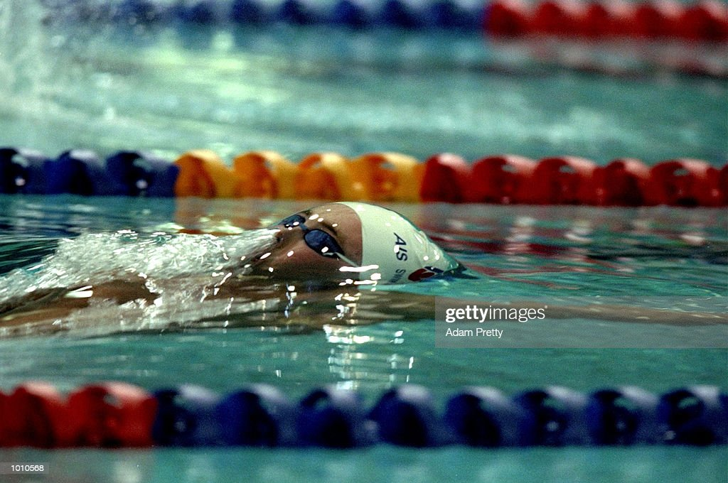 Adrian Radley of Australia in action at the 1999 Australian Open Championships and Pan Pacific Selection Trials from the Chandler Aquatic Centre, Brisbane, Australia. \ Mandatory Credit: Adam Pretty /Allsport