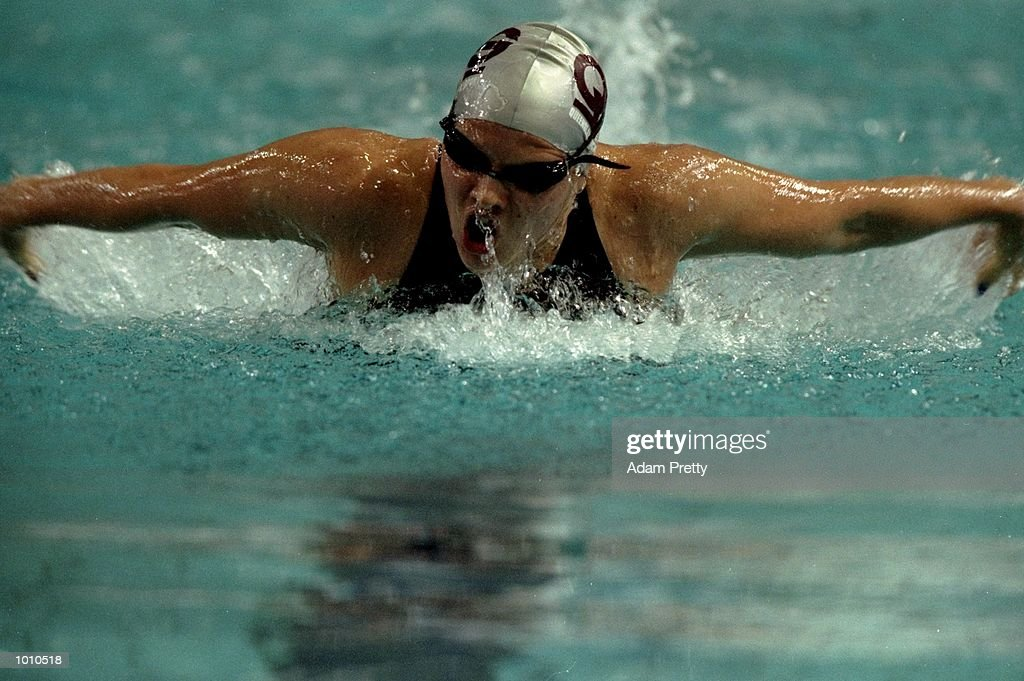 Susie O''Neill of Australia in action during the 1999 Australian Open Championships and Pan Pacific Selection Trials in Brisbane, Australia. \ Mandatory Credit: Adam Pretty /Allsport