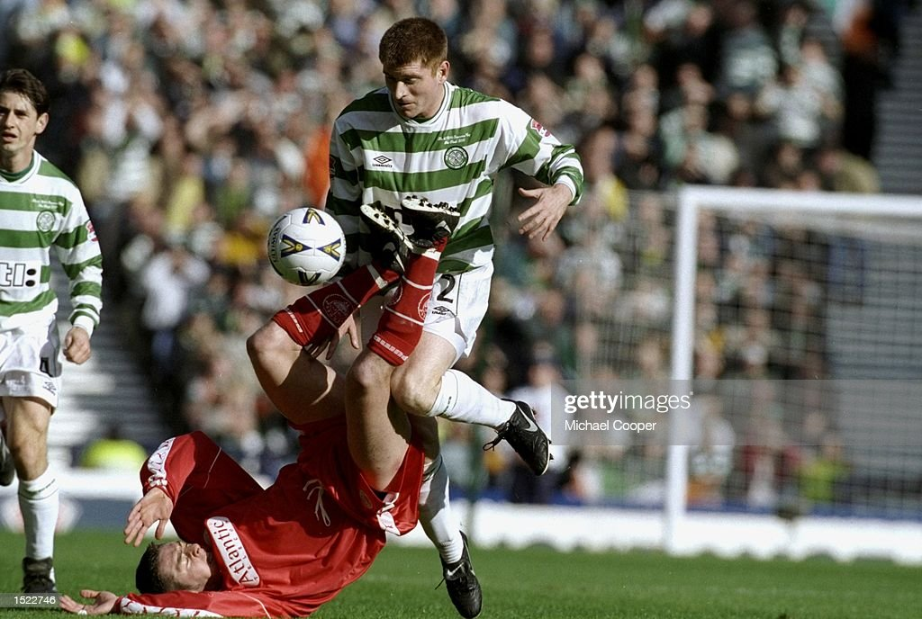 Image result for celtic v aberdeen league cup final 2000