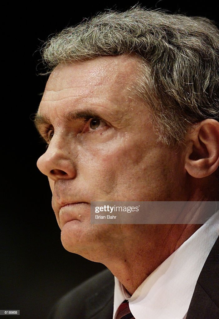 Head coach Gary Williams of the Maryland Terrapins watches against the George Mason Patriots during the West Region first round of the NCAA...