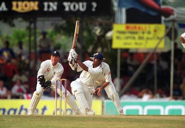 Kumar Sangakkara : News Photo