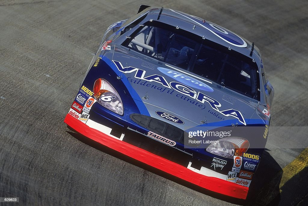 Mark Martin : News Photo