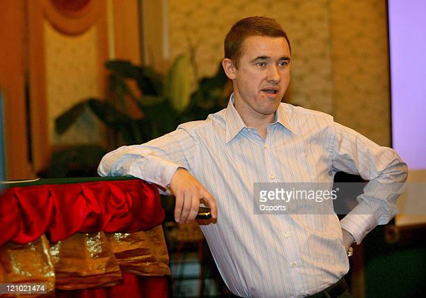 Mar 25 Beijing Stephen Hendry of Scotland attends a press conference for the 2007 World Snooker China Open The 2007 World Snooker China Open will be...