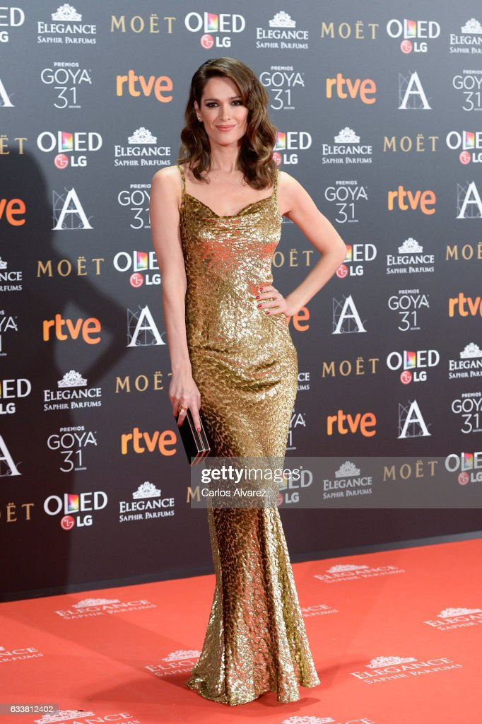 Goya Cinema Awards 2017 - Red Carpet