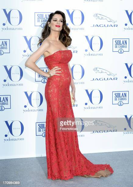 Mar Saura attends 'Yo Dona' International Awards 2013 at Finca La Munoza on June 20 2013 in Madrid Spain
