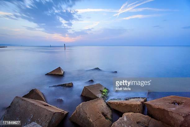 Mar y cemento