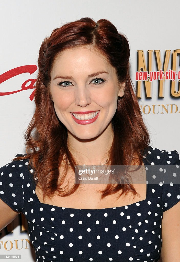 Mara Davi attends the 2013 NYC Dance Alliance Foundation Gala at the NYU Skirball Center on September 29, 2013 in New York City.