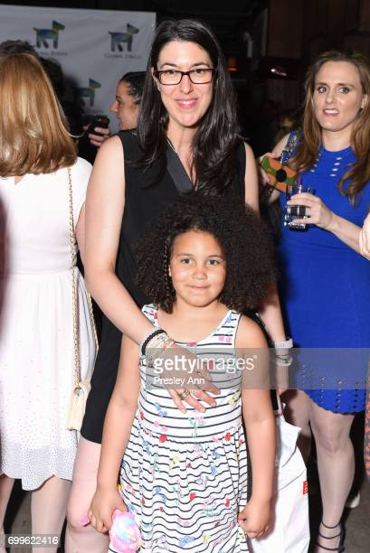 Mara Jones and Malia Jones attend Elizabeth Shafiroff and Lindsey Spielfogal Host the First Annual Global Strays Fund Raising Party at Rumpus Room on...