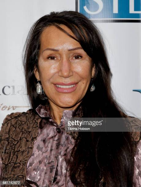 Mara New attends The Associates for Breast and Prostate Cancer Studies annual Mother's Day Luncheon at Four Seasons Hotel Los Angeles at Beverly...