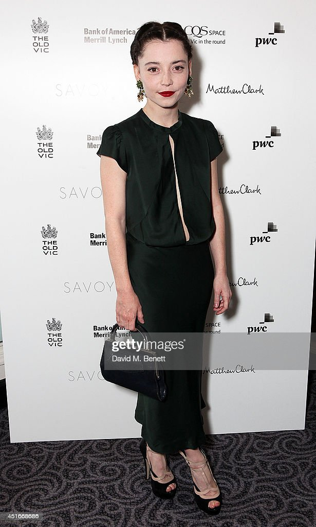 Marama Corlett attends an after party following the press night performance of 'The Crucible' at The Savoy Hotel on July 3, 2014 in London, England.