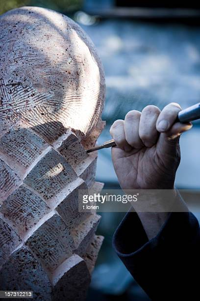 Marble Carving.....