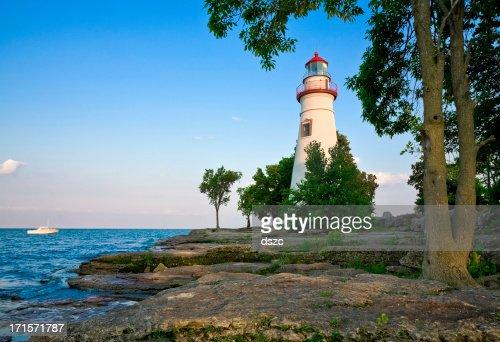 Marblehead Lighthouse - Lake Erie, Ohio