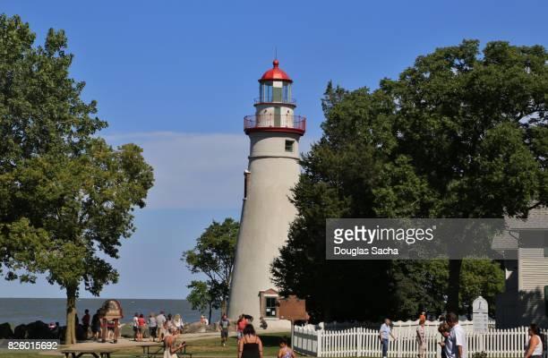 Marblehead Lighthouse, Marblehead, Ohio, USA