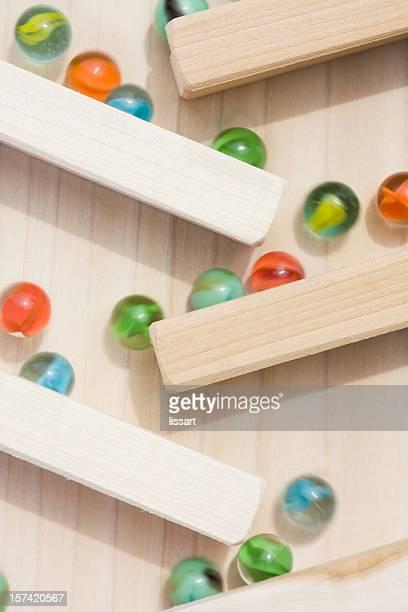 Marbles in Hülle und Fülle