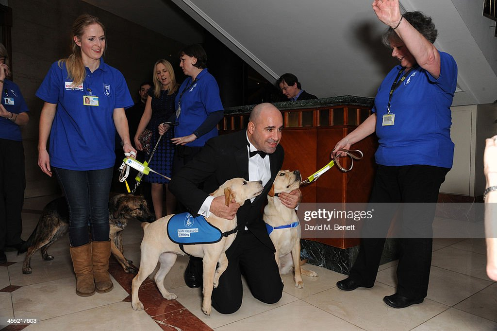 Marc Abraham attends the Guide Dogs UK Annual Awards 2013 at the London Hilton on December 11, 2013 in London, England.