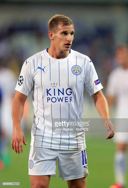 Marc Albrighton Leicester City
