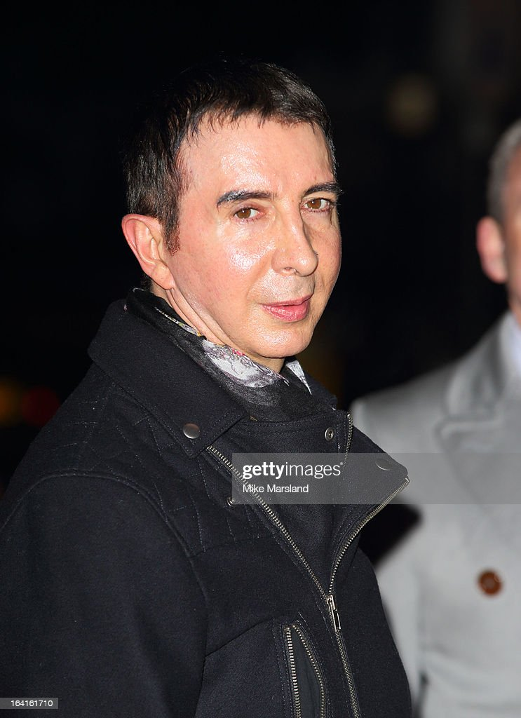 <a gi-track='captionPersonalityLinkClicked' href=/galleries/search?phrase=Marc+Almond&family=editorial&specificpeople=234338 ng-click='$event.stopPropagation()'>Marc Almond</a> attends the private view of 'David Bowie Is' at Victoria & Albert Museum on March 20, 2013 in London, England.